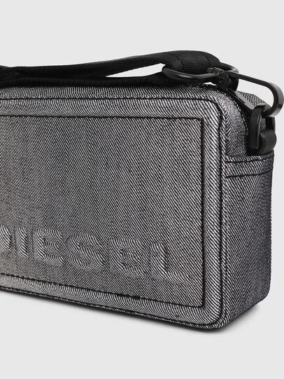 Diesel - ROSA', Gris - Sacs en bandoulière - Image 5