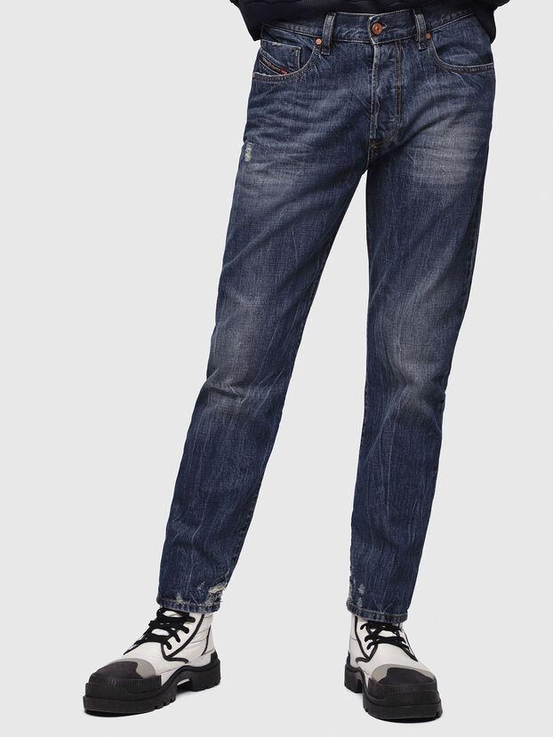 Mharky 080AG, Dark Blue - Jeans