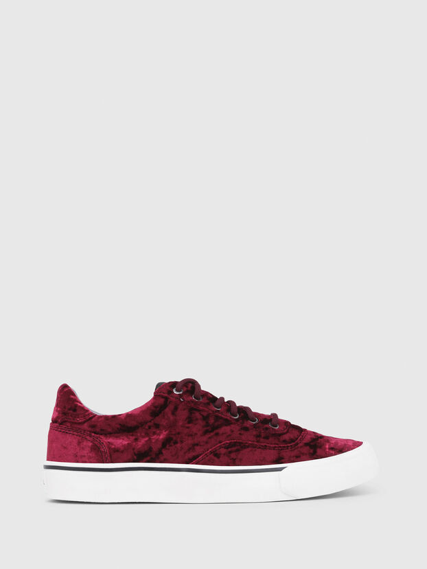 S-FLIP LOW W, Bordeaux - Sneakers