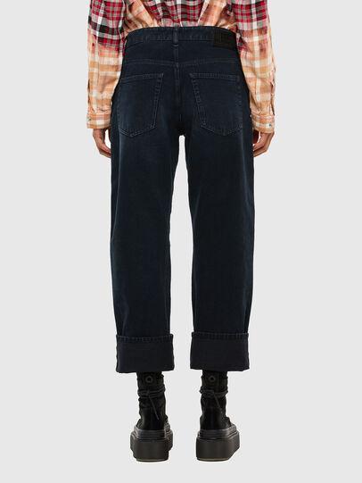 Diesel - D-Reggy 009IP, Bleu Foncé - Jeans - Image 2