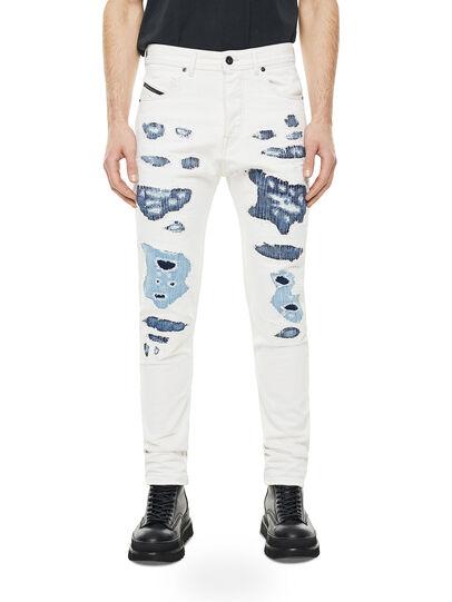 Diesel - TYPE-2880, Blanc/Bleu - Jeans - Image 1