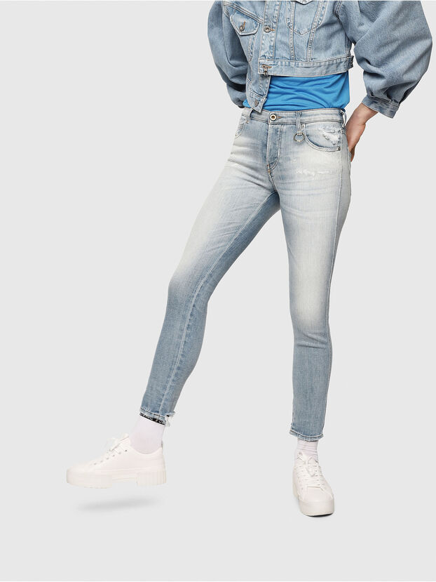 Babhila 081AJ, Light Blue - Jeans