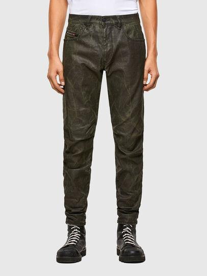 Diesel - D-Strukt 009SE, Green - Jeans - Image 1