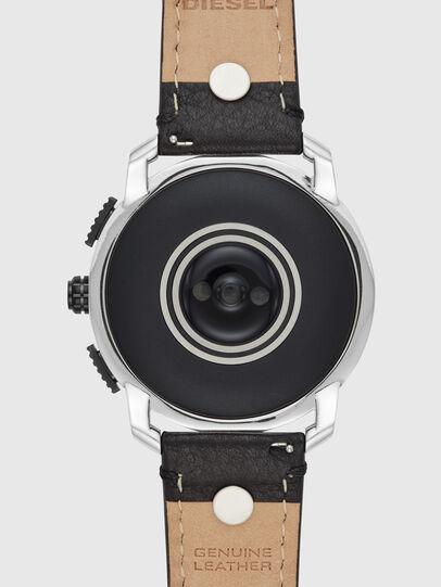 Diesel - DT2014, Noir/Gris argenté - Smartwatches - Image 4