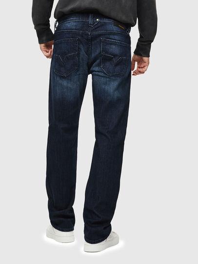 Diesel - Larkee 0095W, Bleu Foncé - Jeans - Image 2
