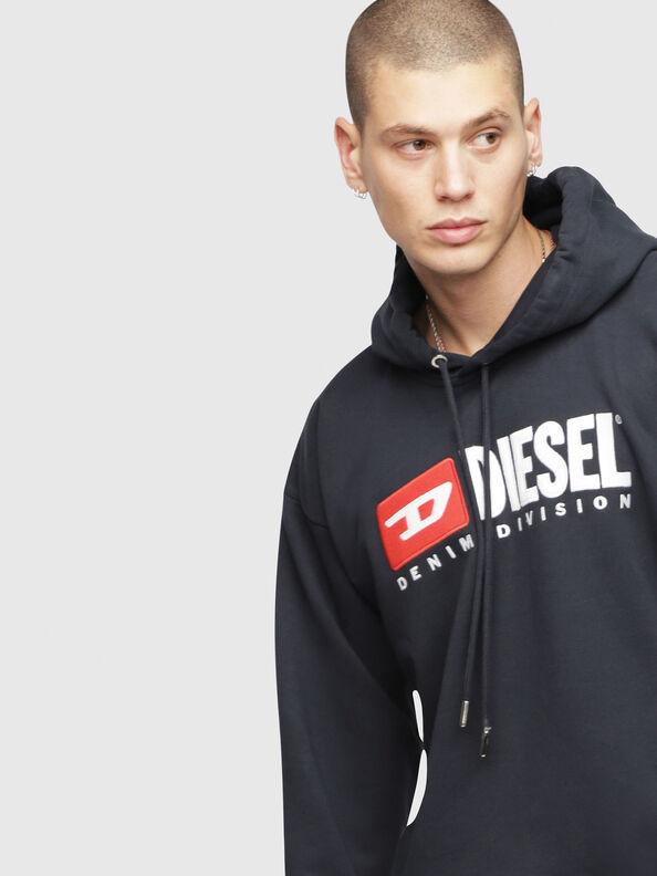 S-DIVISION,  - Sweatshirts