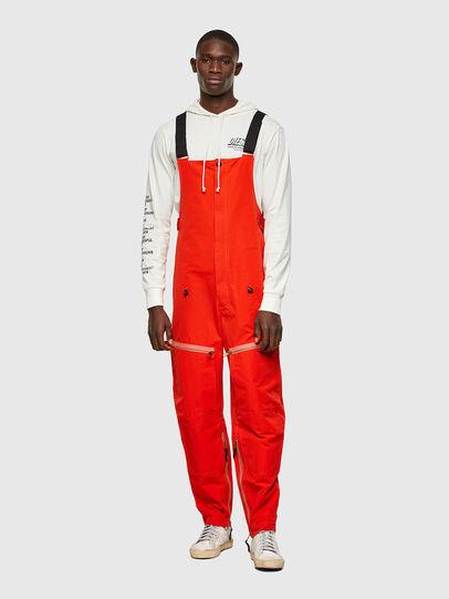 Diesel - P-JUMP, Orange - Pantalons - Image 1