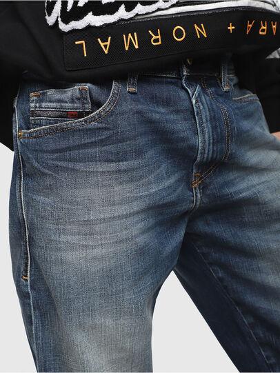 Diesel - THOSHORT, Dark Blue - Shorts - Image 3