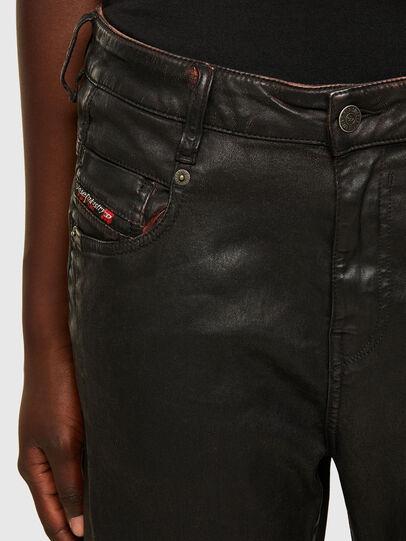 Diesel - FAYZA JoggJeans® 069PG, Noir/Orange - Jeans - Image 3