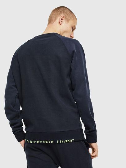 Diesel - S-KOBLER, Dark Blue - Sweatshirts - Image 2