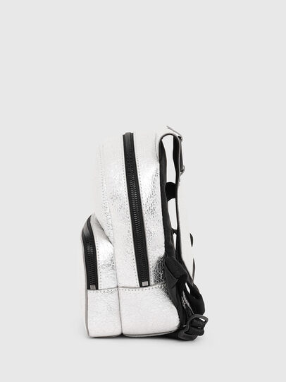 Diesel - ZANE', Silver - Backpacks - Image 3