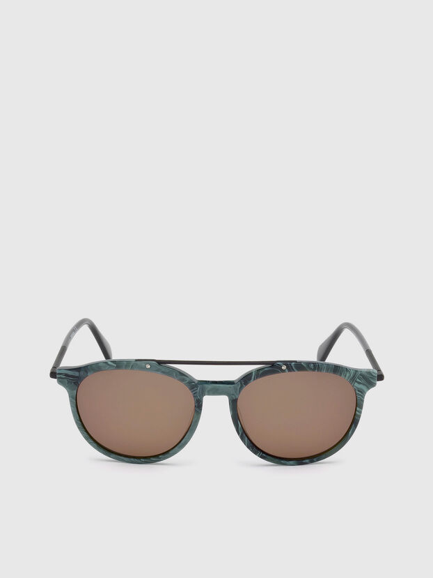 DM0188, Green - Sunglasses