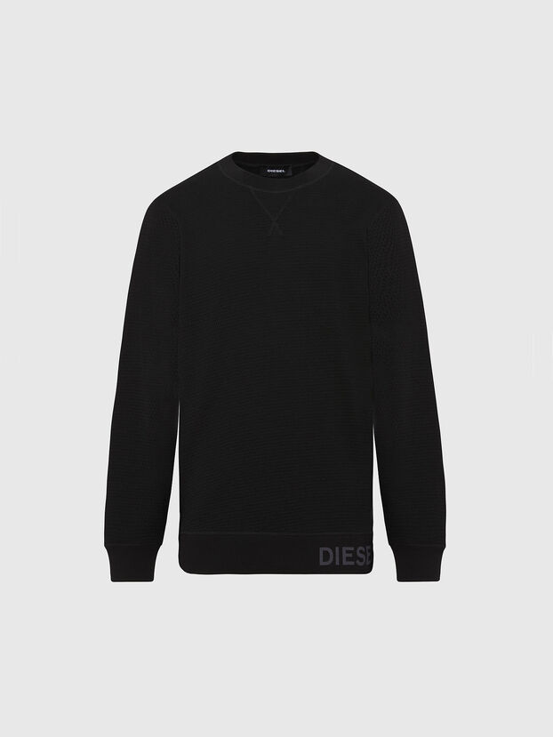 S-PEWTER, Black - Sweatshirts