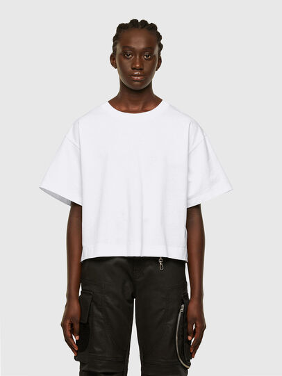 Diesel - T-BOWLESS, Blanc - T-Shirts - Image 1