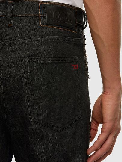 Diesel - D-Vider 009GR, Noir/Gris foncé - Jeans - Image 5