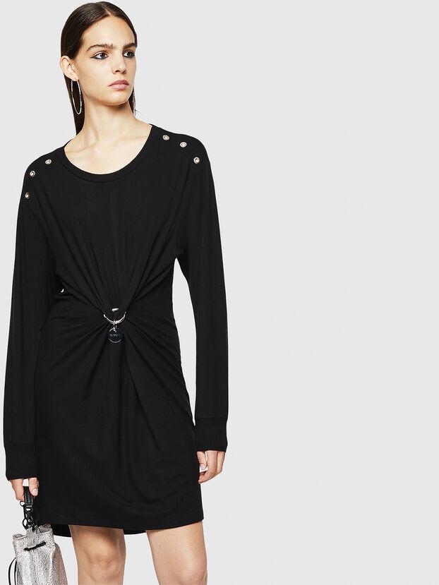 D-DESH, Noir - Robes