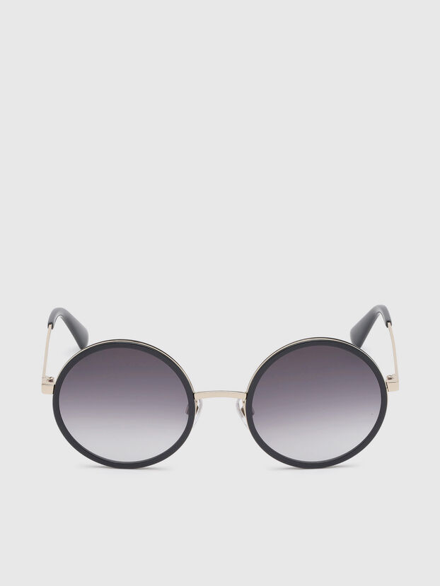 DL0276, Black/Gold - Sunglasses