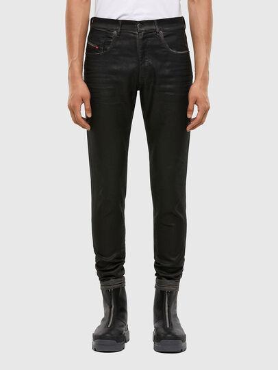 Diesel - D-Strukt JoggJeans 069QX, Black/Dark Grey - Jeans - Image 1