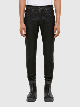 D-Strukt JoggJeans 069QX, Noir/Gris foncé - Jeans
