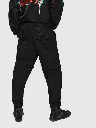 Diesel - P-CASHORT, Noir - Pantalons - Image 2