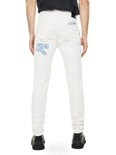 Diesel - TYPE-2880, Blanc/Bleu - Jeans - Image 2