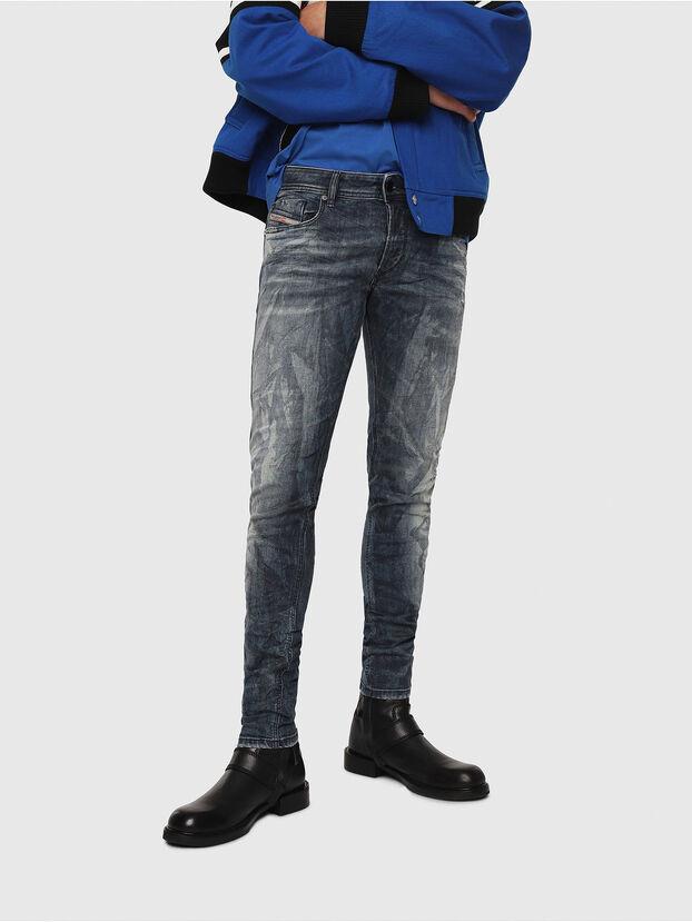 Sleenker 069DH, Dark Blue - Jeans