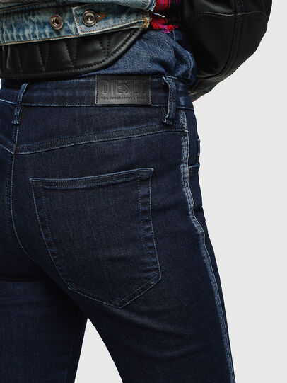 Diesel - Babhila 0096R, Bleu Foncé - Jeans - Image 5
