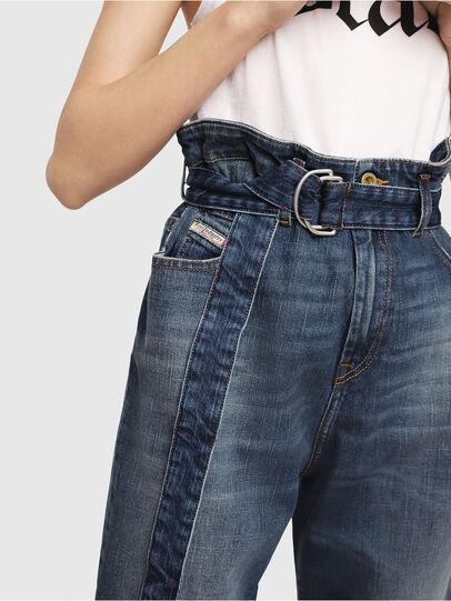 Diesel - D-Vizons 089AR, Bleu Foncé - Jeans - Image 3