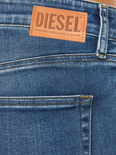 Diesel - Slandy 084NM, Bleu moyen - Jeans - Image 5
