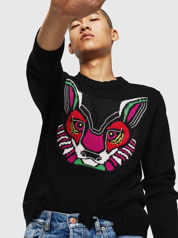 K-CV-PATCH,  - Sweaters