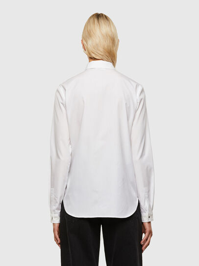 Diesel - C-MARION, Blanc - Chemises - Image 2