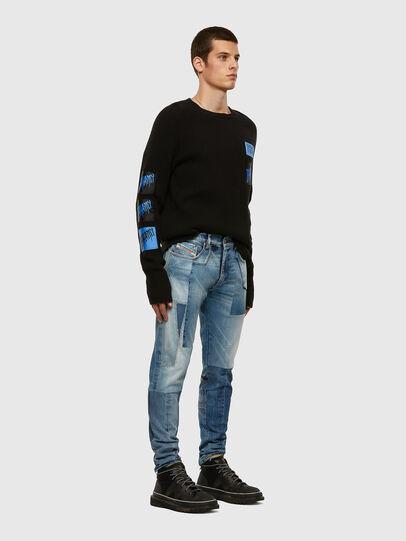 Diesel - D-Strukt 009HZ, Light Blue - Jeans - Image 7