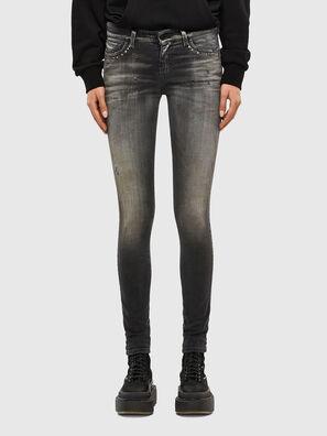 Slandy 069QR, Noir/Gris foncé - Jeans