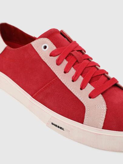 Diesel - S-MYDORI LC, Red - Sneakers - Image 5