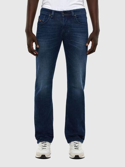 Diesel - Larkee 009ER, Bleu Foncé - Jeans - Image 1