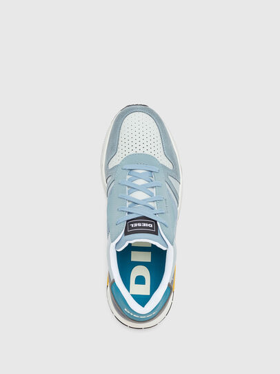 Diesel - S-BRENTHA FLOW, Light Blue - Sneakers - Image 5