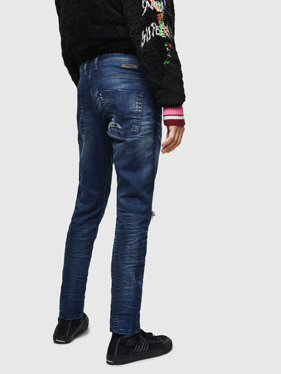 Diesel - Krooley JoggJeans 069JE, Bleu Foncé - Jeans - Image 2