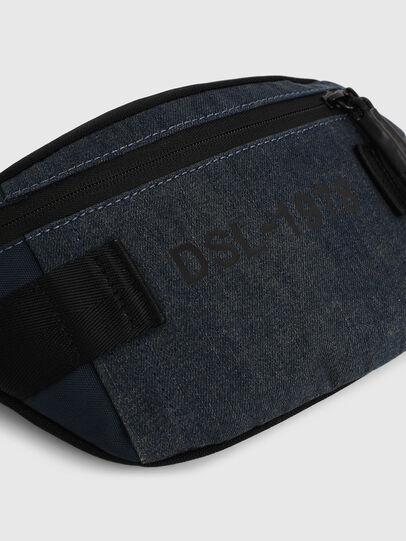 Diesel - FELTRE, Dark Blue - Belt bags - Image 4