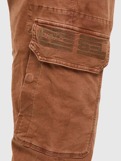 Diesel - D-Krett JoggJeans 069RJ, Light Brown - Jeans - Image 5