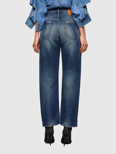 Diesel - D-Reggy 009UD, Bleu Foncé - Jeans - Image 2