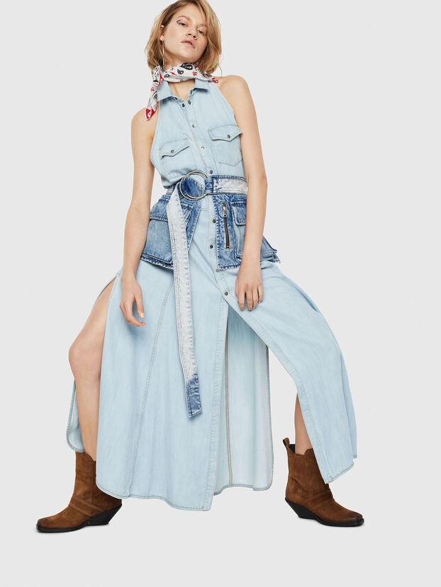 DE-POKY, Jean Bleu - Robes