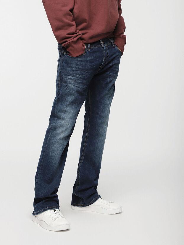 Zatiny C84XV, Bleu Foncé - Jeans
