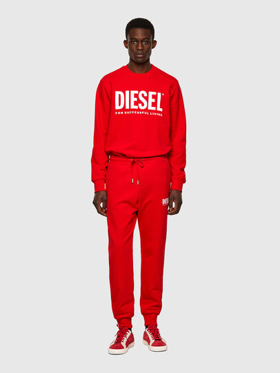 Diesel - S-MYDORI LC, Red - Sneakers - Image 6