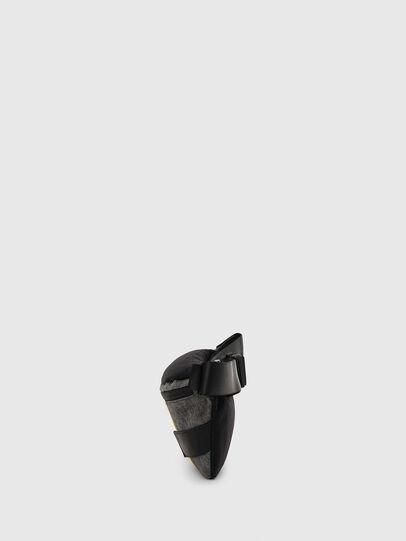 Diesel - FELTRE, Noir/Jaune - Sacs ceinture - Image 3