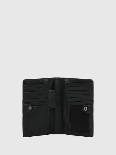 Diesel - ORGANIESEL, Noir - Petits Portefeuilles - Image 3