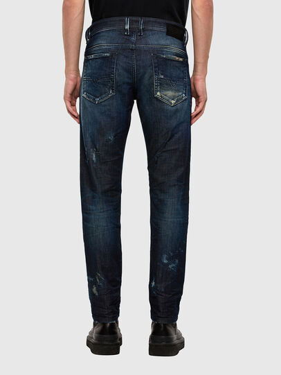 Diesel - Thommer JoggJeans 009KI, Dark Blue - Jeans - Image 2