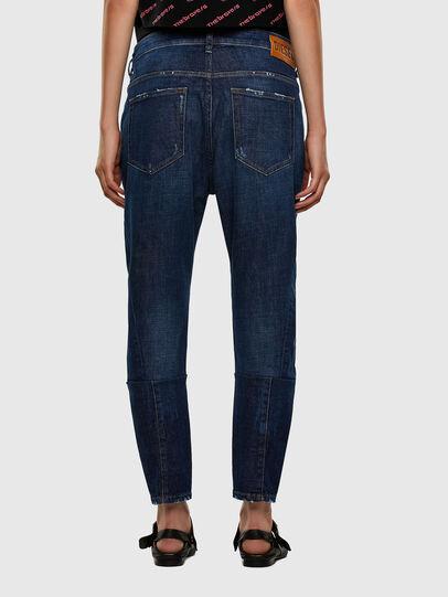 Diesel - Fayza 0F9ET, Bleu Foncé - Jeans - Image 2