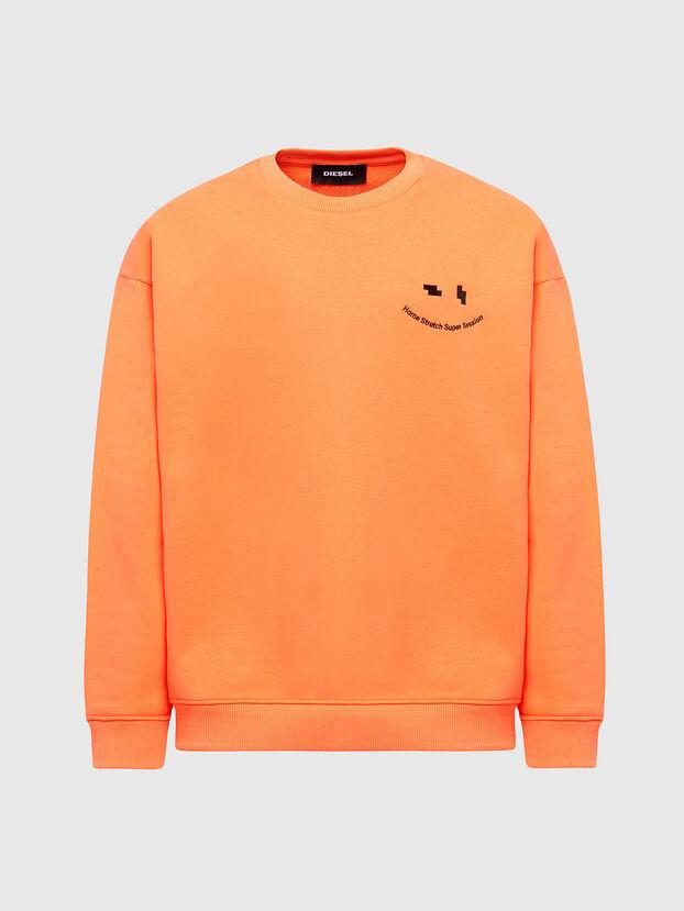 S-MART-FLU, Orange - Pull Cotton