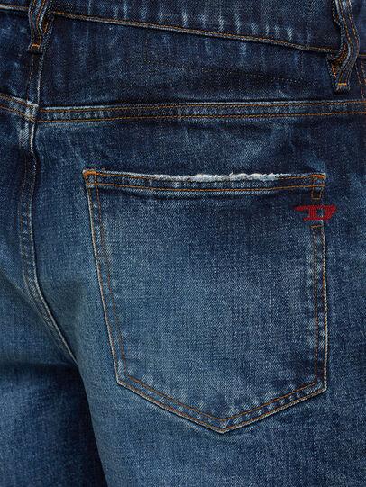Diesel - D-Macs 0079P, Dark Blue - Jeans - Image 6