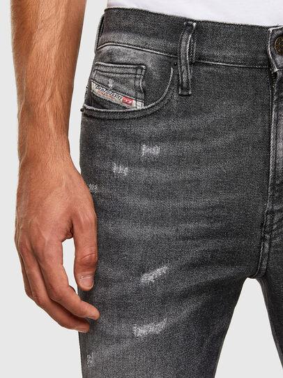 Diesel - D-Istort 009EX, Noir/Gris foncé - Jeans - Image 3